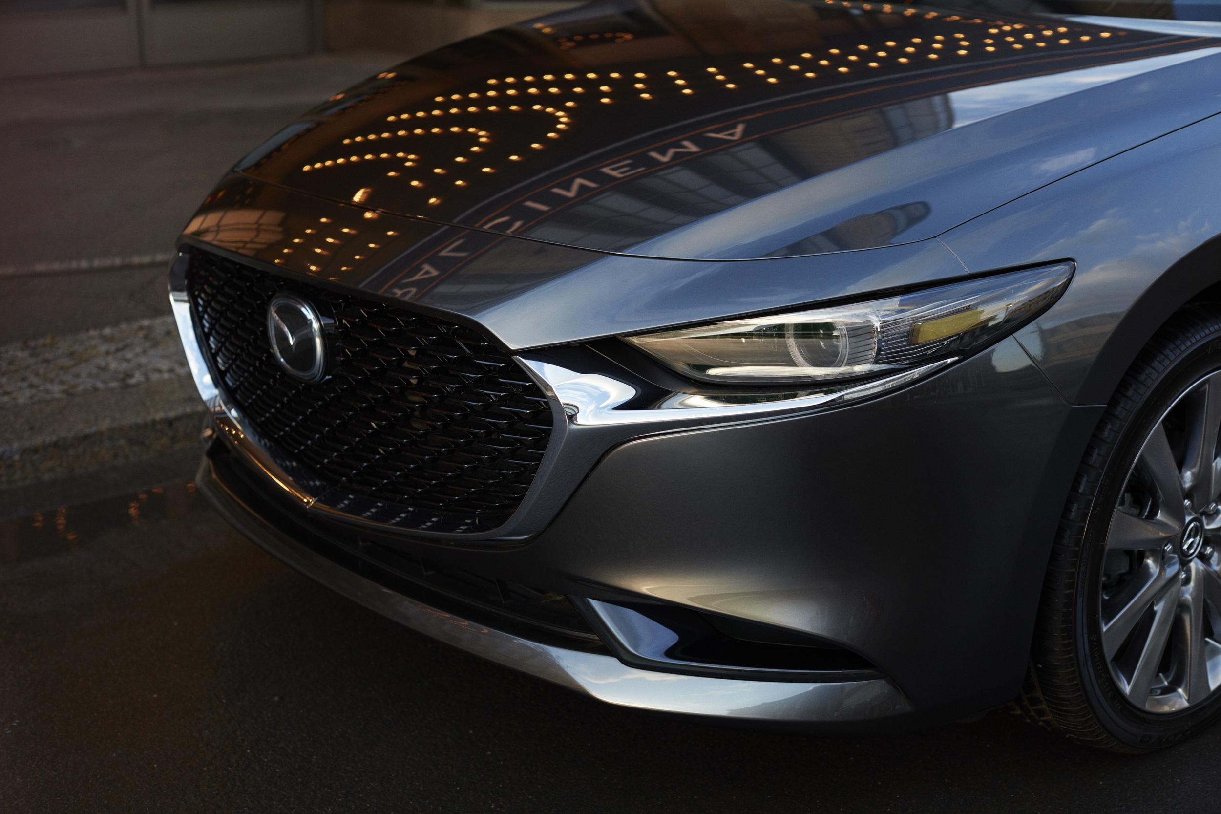 Mazda3 All New 2019 >> 2019 Mazda 3 - Milestones