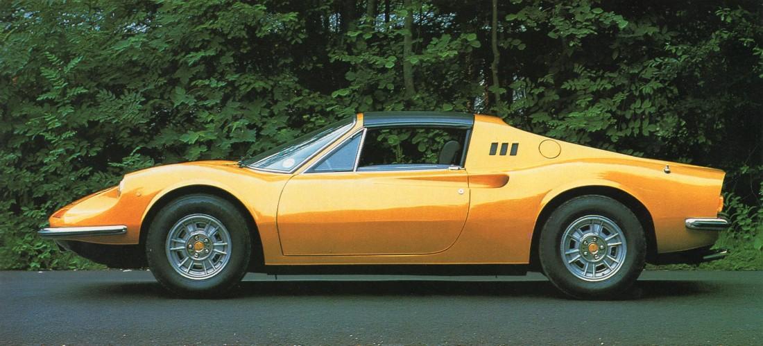 1967 ferrari dino 206 246 gt pininfarina milestones