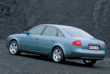 1997 Audi A6 Milestones