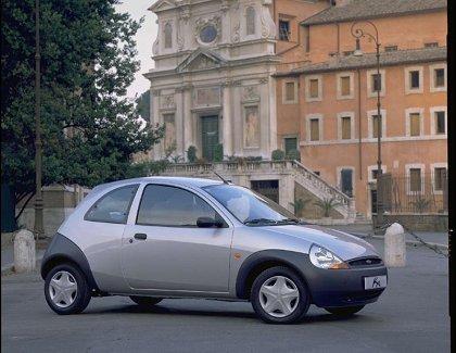 Ford ka 1997