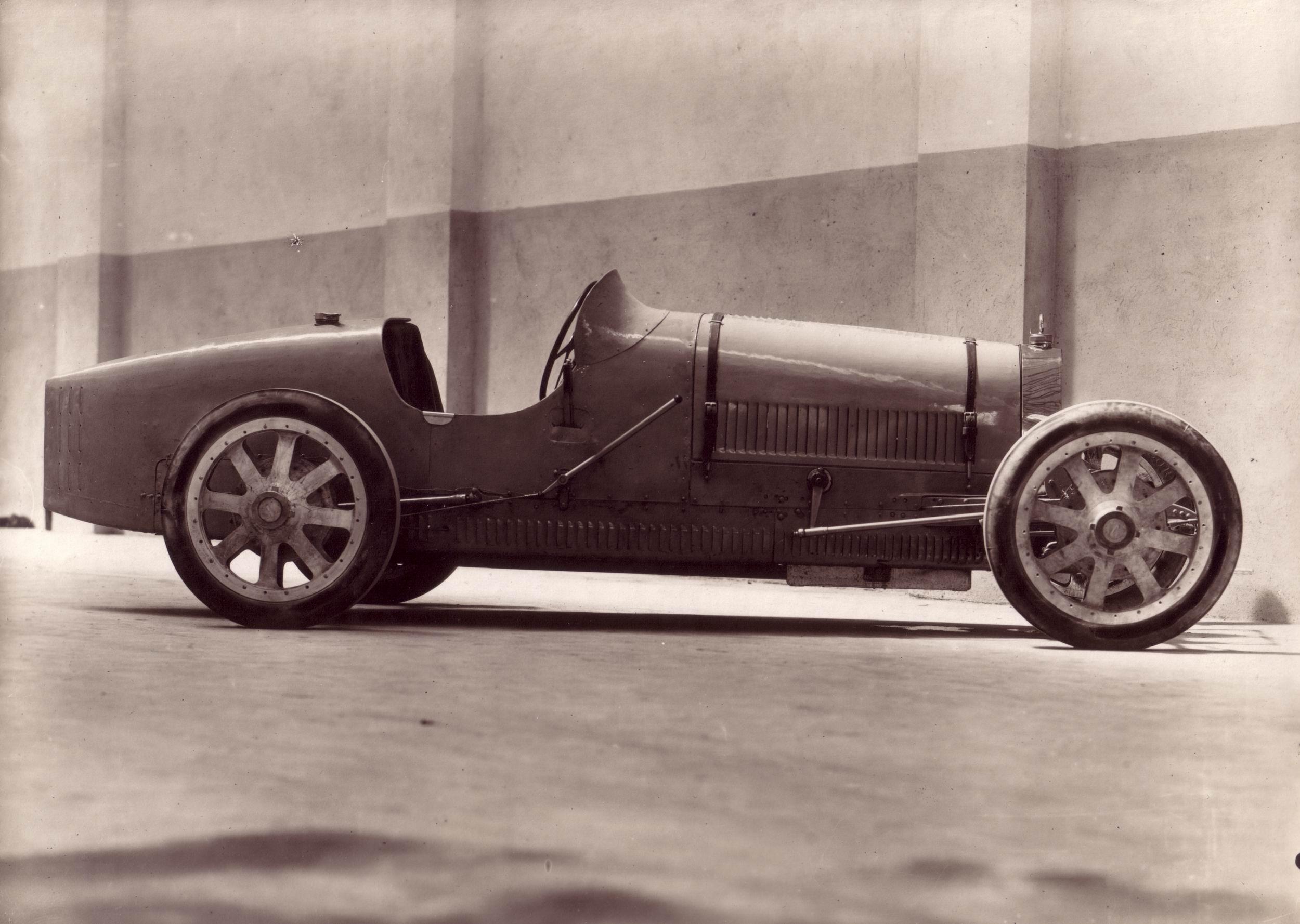 Bugatti Type 35 Proto, 1924