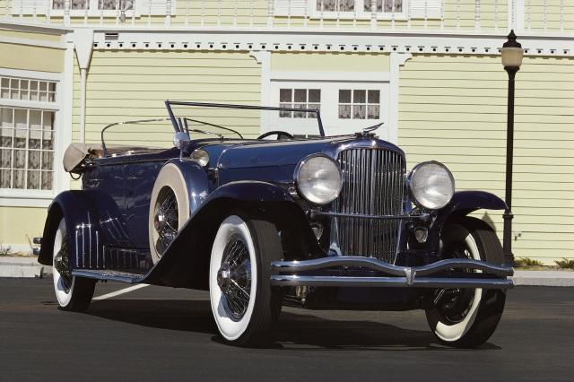 1929 Duesenberg Model ...