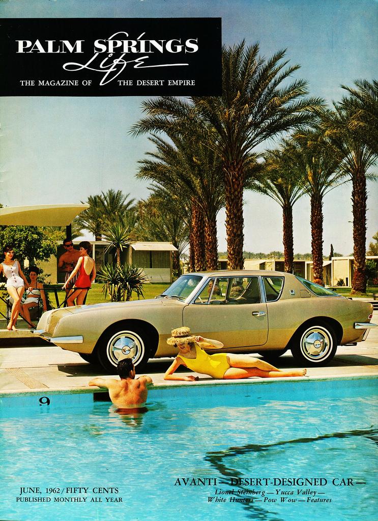 Studebaker Avanti, 1963