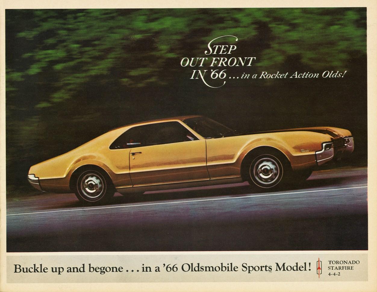 Oldsmobile Toronado , 1966