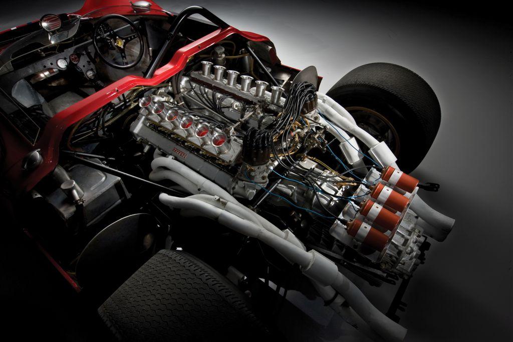 Can Am Car >> 1967 Ferrari 330 P4 - Milestones