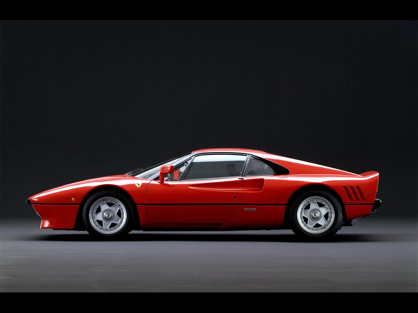 1984 Ferrari 288 GTO (Pininfarina) - Meilensteine