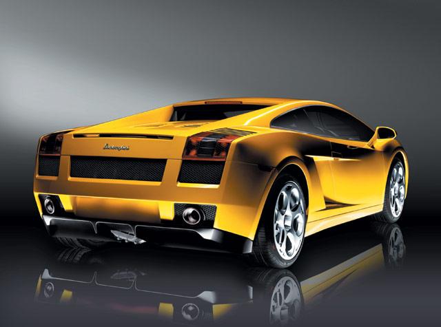 Amazing Lamborghini Gallardo, 2003