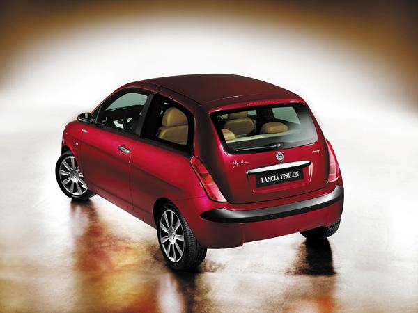 2003 Lancia Ypsilon - Milestones