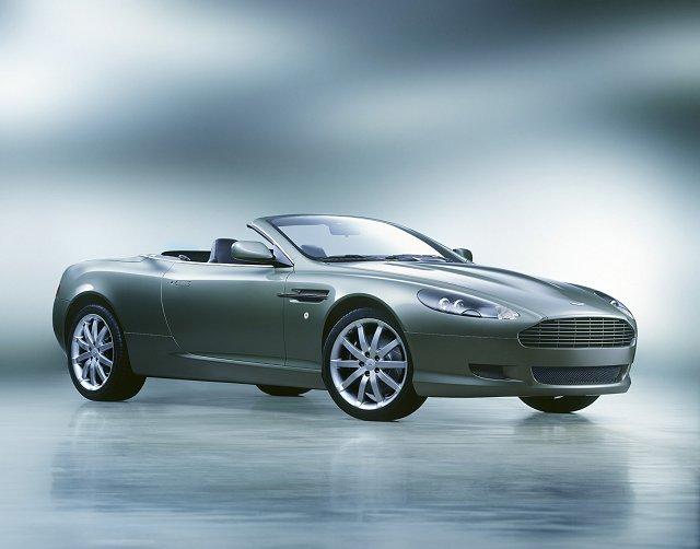 2004 Aston Martin Db9 Milestones