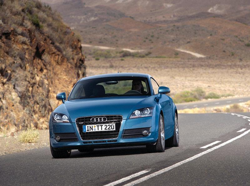 2006 Audi Tt Milestones