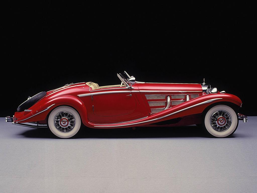 1934 mercedes benz 500k milestones