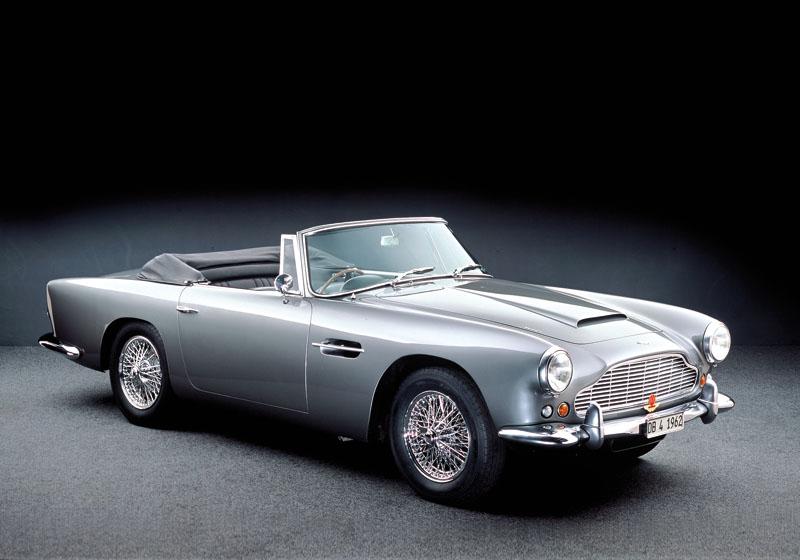 1959 Aston Martin Db4 Db5 Db6 Meilensteine
