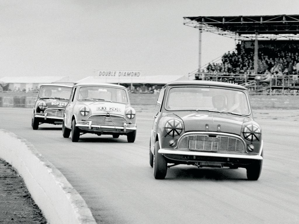 Austin Mini Cooper, 1962