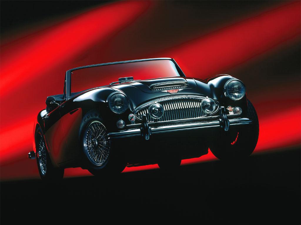 Austin Healey 3000 Mk3,