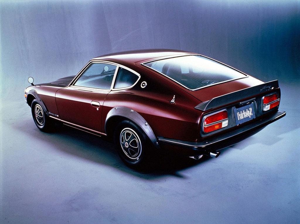 Nissan 240Z (Fairlady Z), 1969