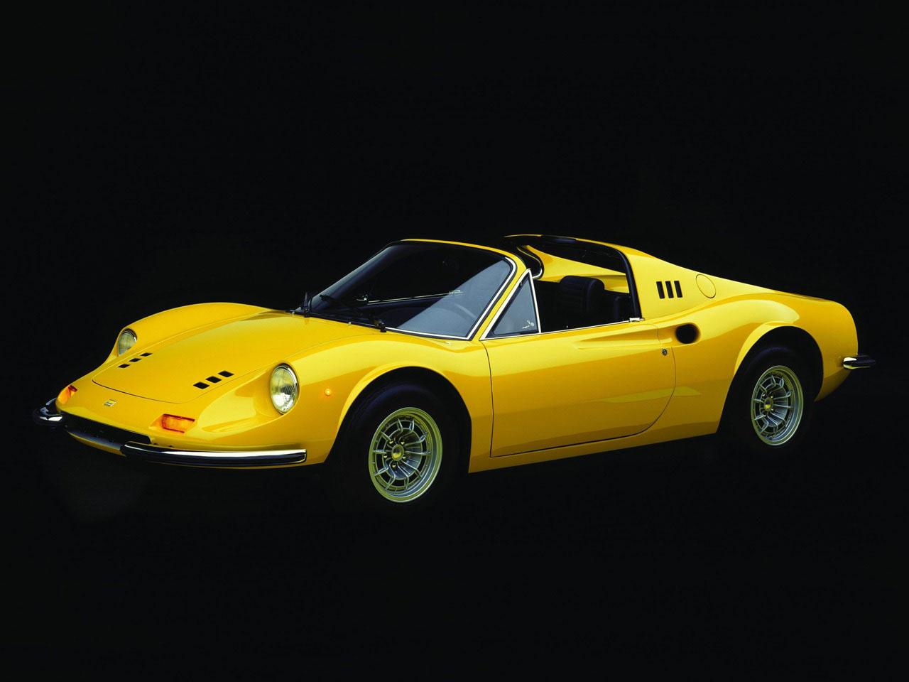 Ferrari Dino 246 GTS, 1972-74