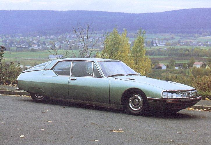 A Lifelong Dream Fulfilled: Sa Majesté…Our New '73 Citroen SM ...