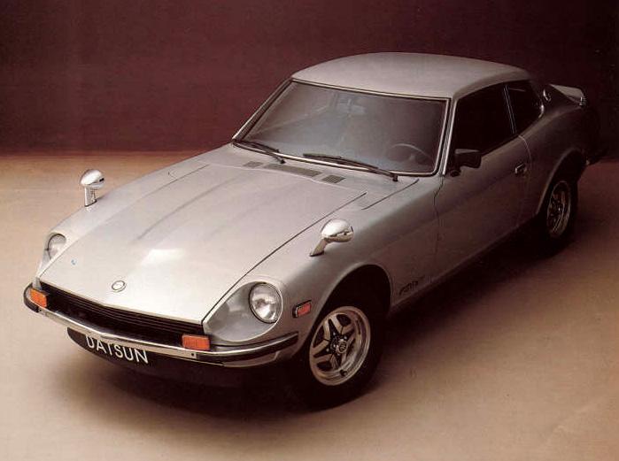 Datsun 260Z, 1977