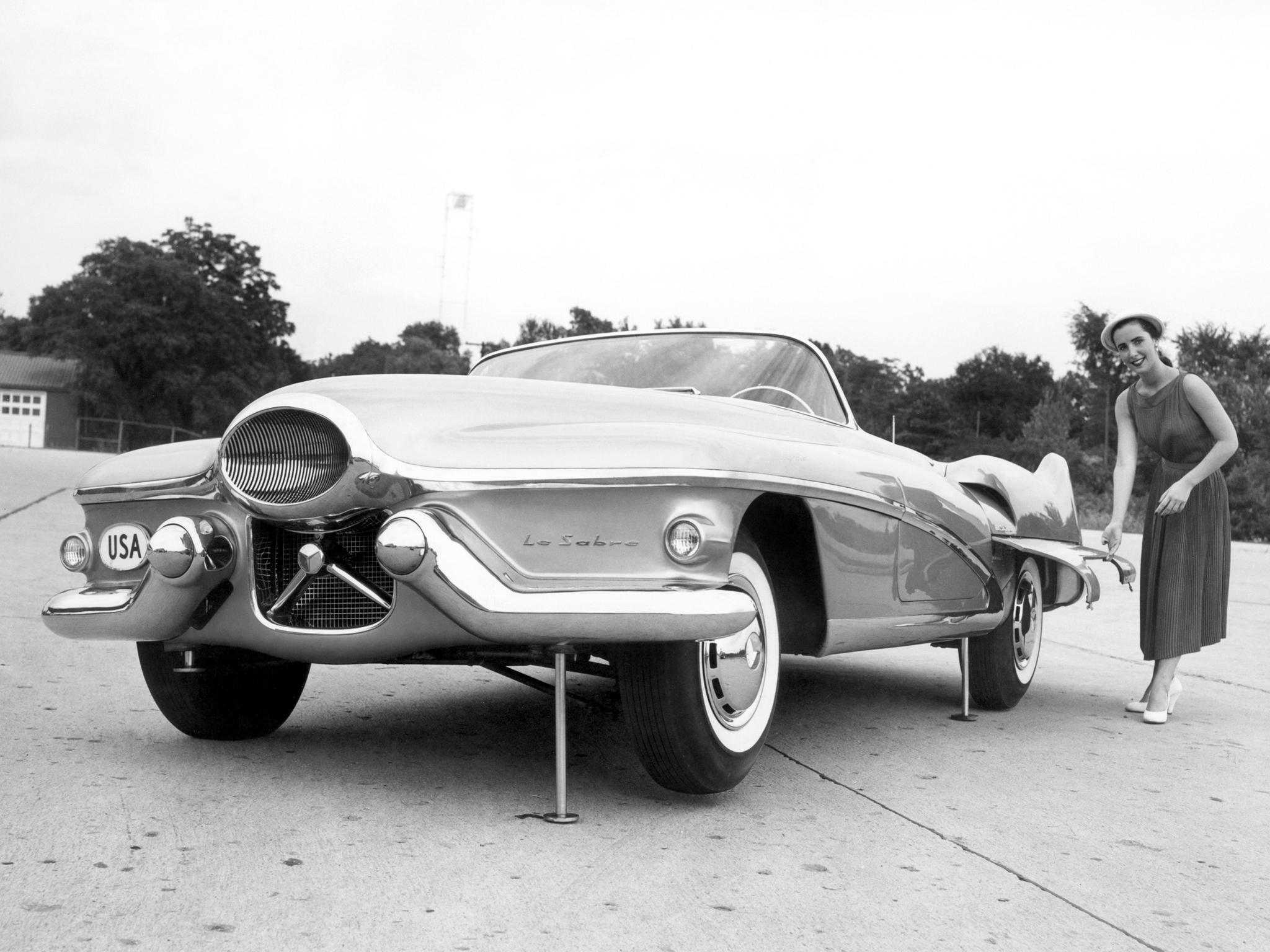 1951 Buick Le Sabre Concepts