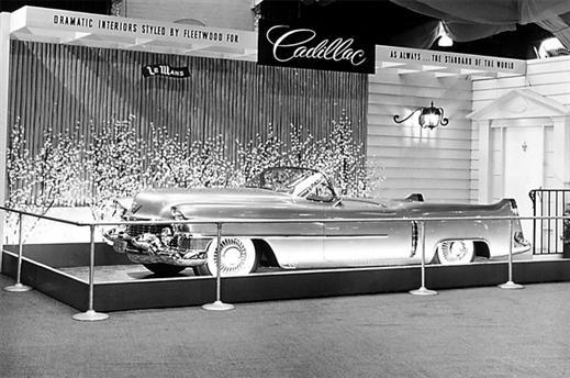 1953 Cadillac Le Mans Concept. Cadillac Le Mans, 1953
