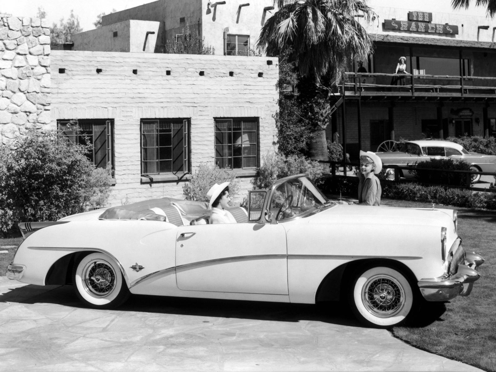 Buick Skylark, 1954