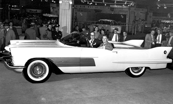 1954 Cadillac La Espada - Concepts