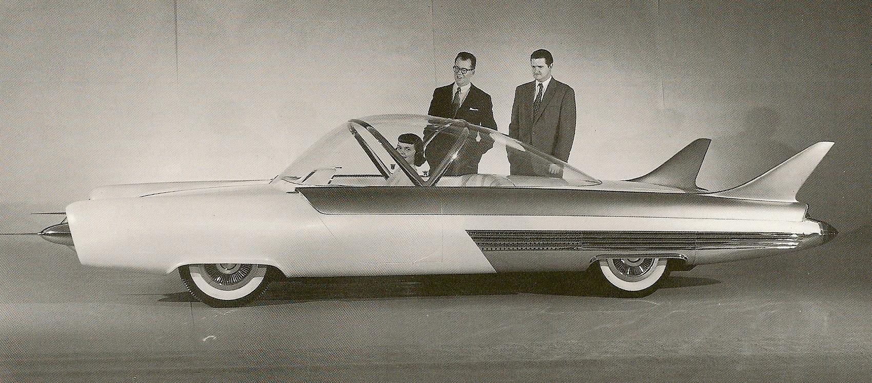 ford skyliner 1958