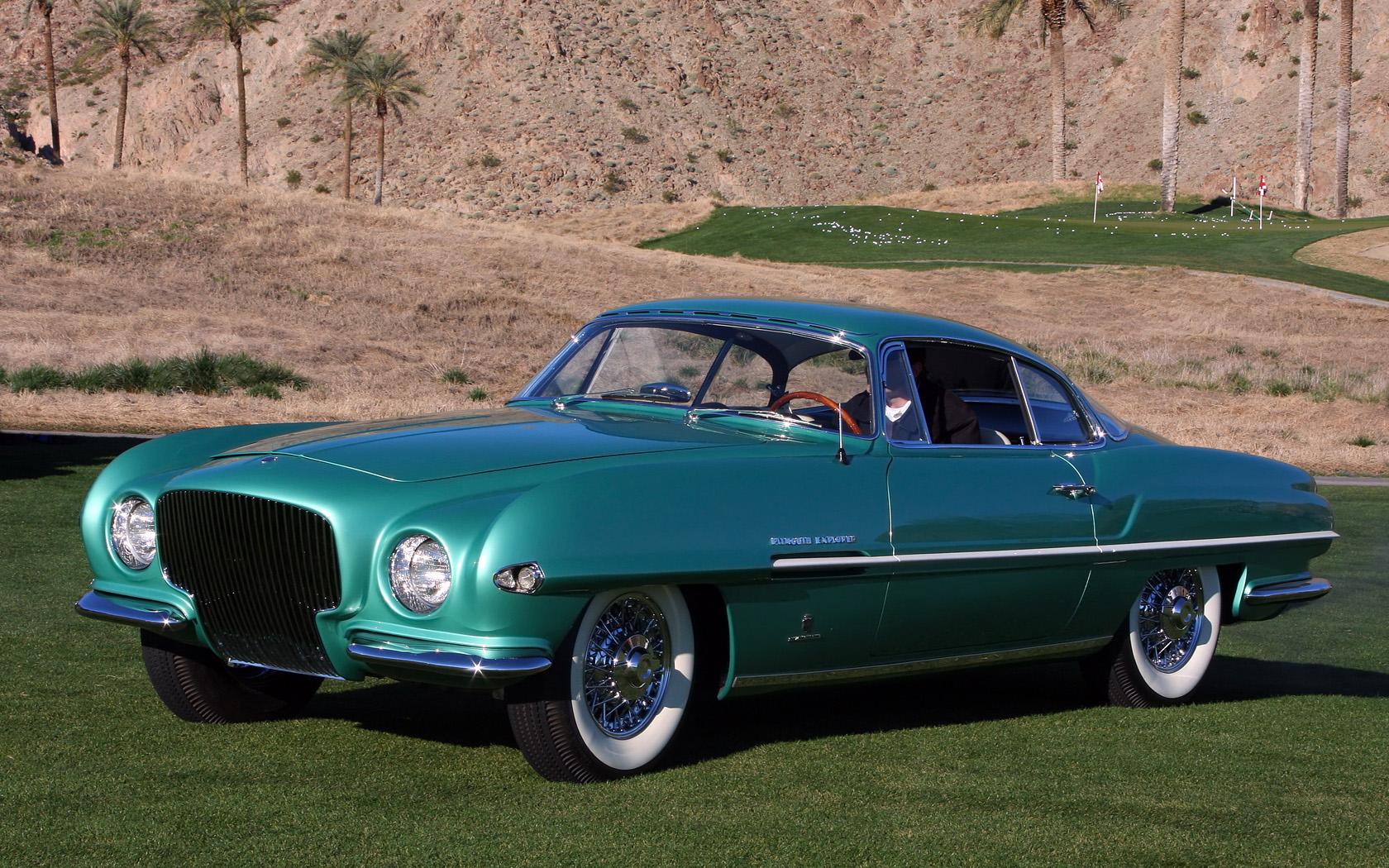 Plymouth Explorer Special (Ghia), 1954