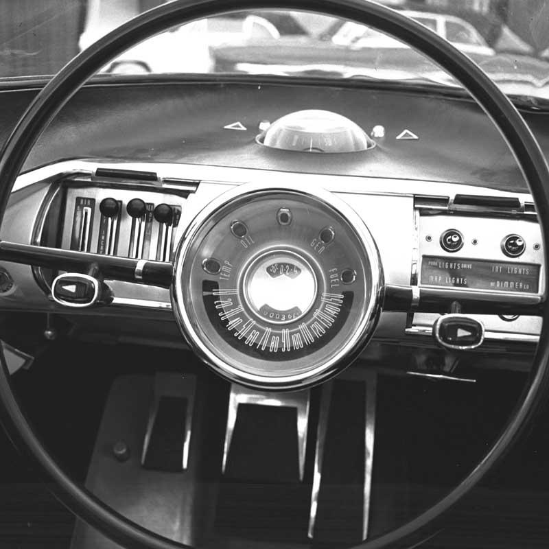 Lincoln Motor Company >> 1955 Lincoln Futura (Ghia) - Concepts