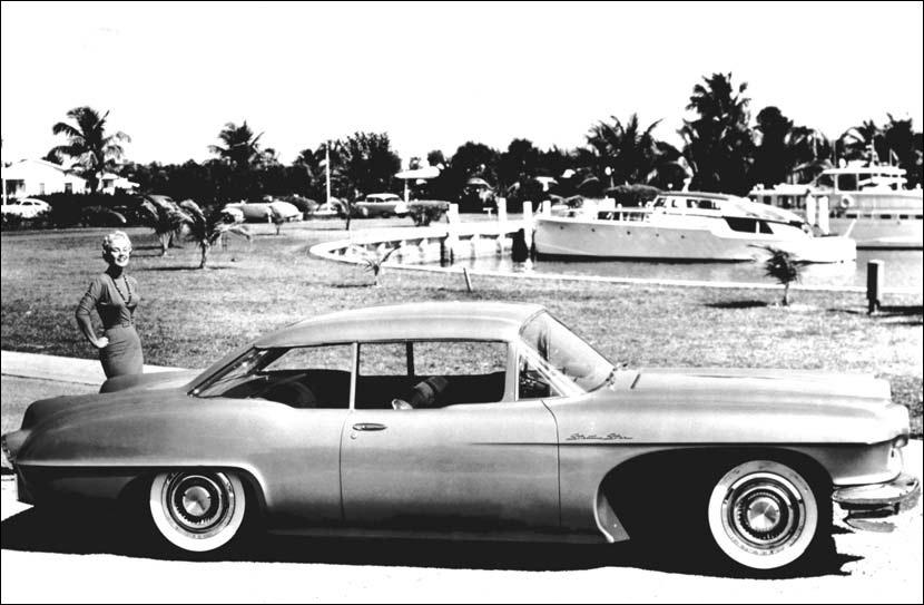 1955 Pontiac Strato-Star - Concepts