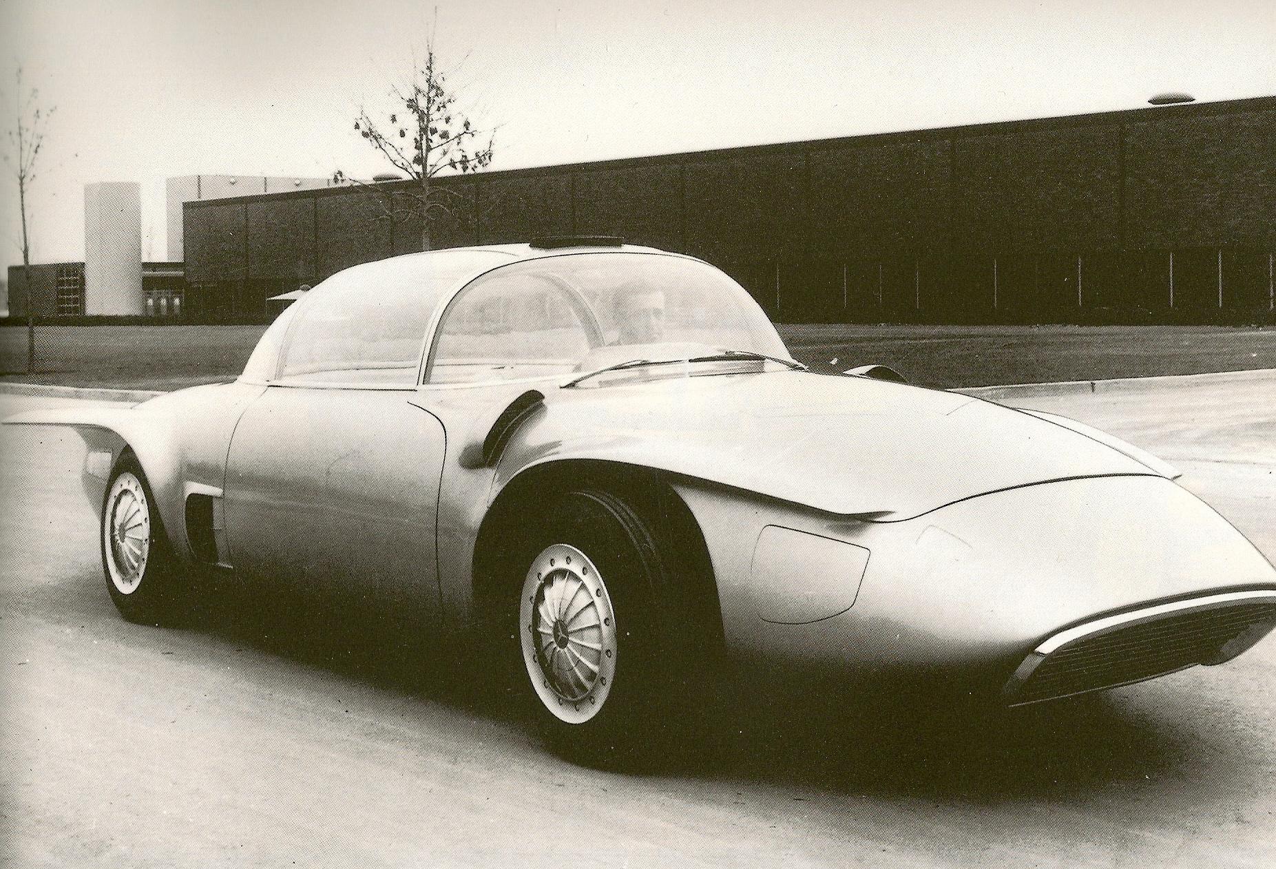 1956 gm xp 500 concepts for General motors new cars