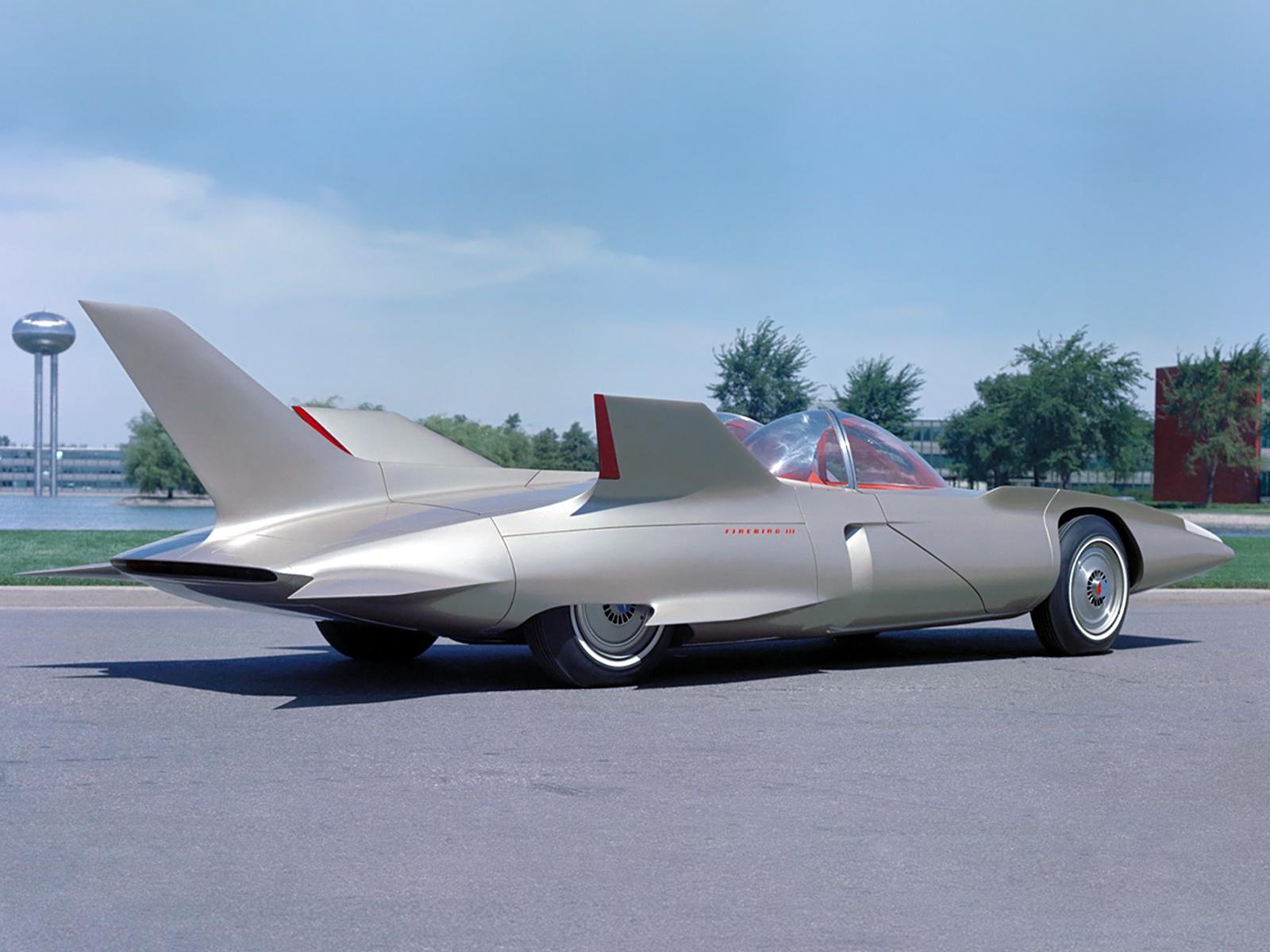 1958 gm firebird iii concepts for A m motors