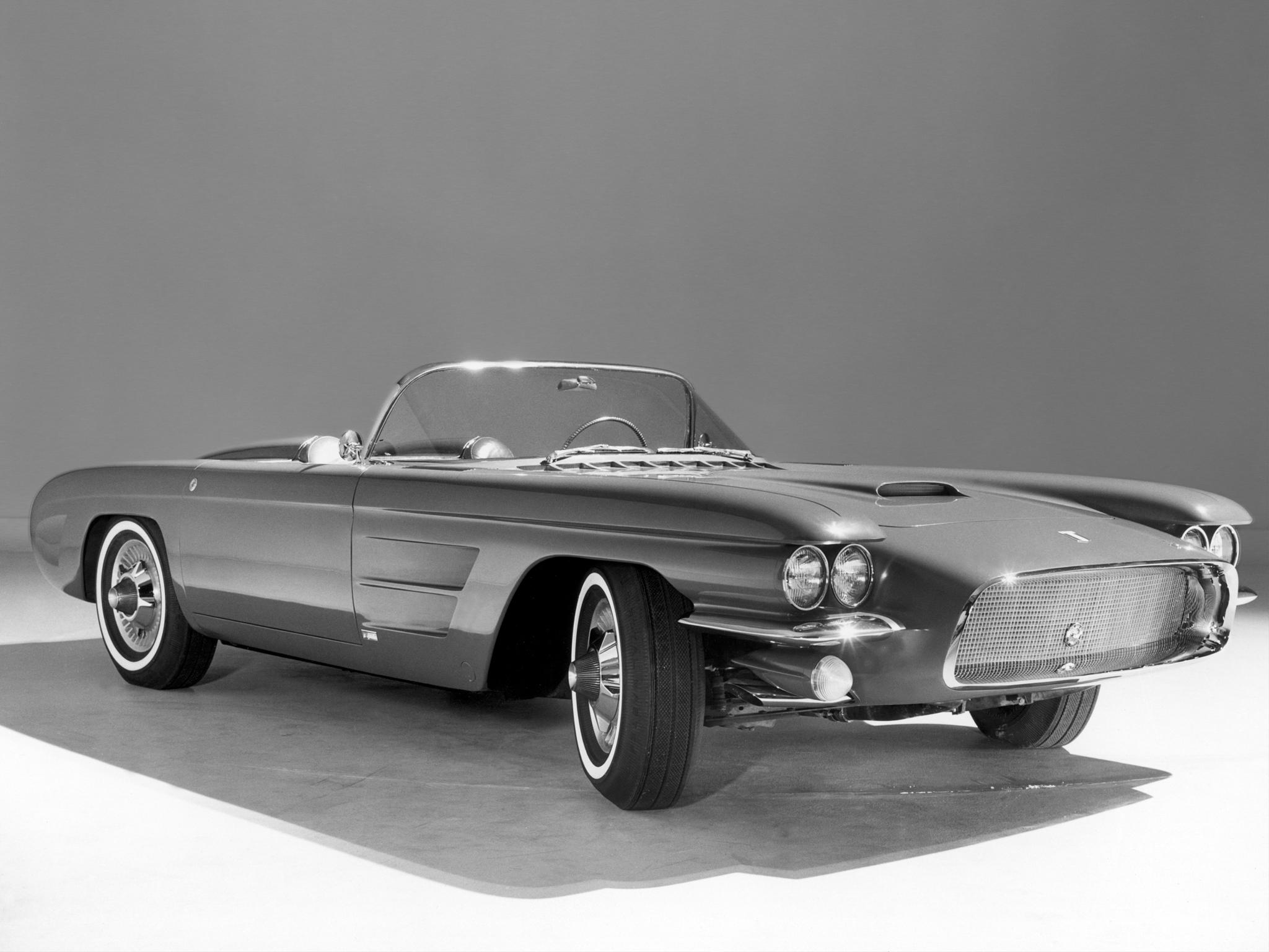 1959 Oldsmobile F 88 Mark Iii Concepts