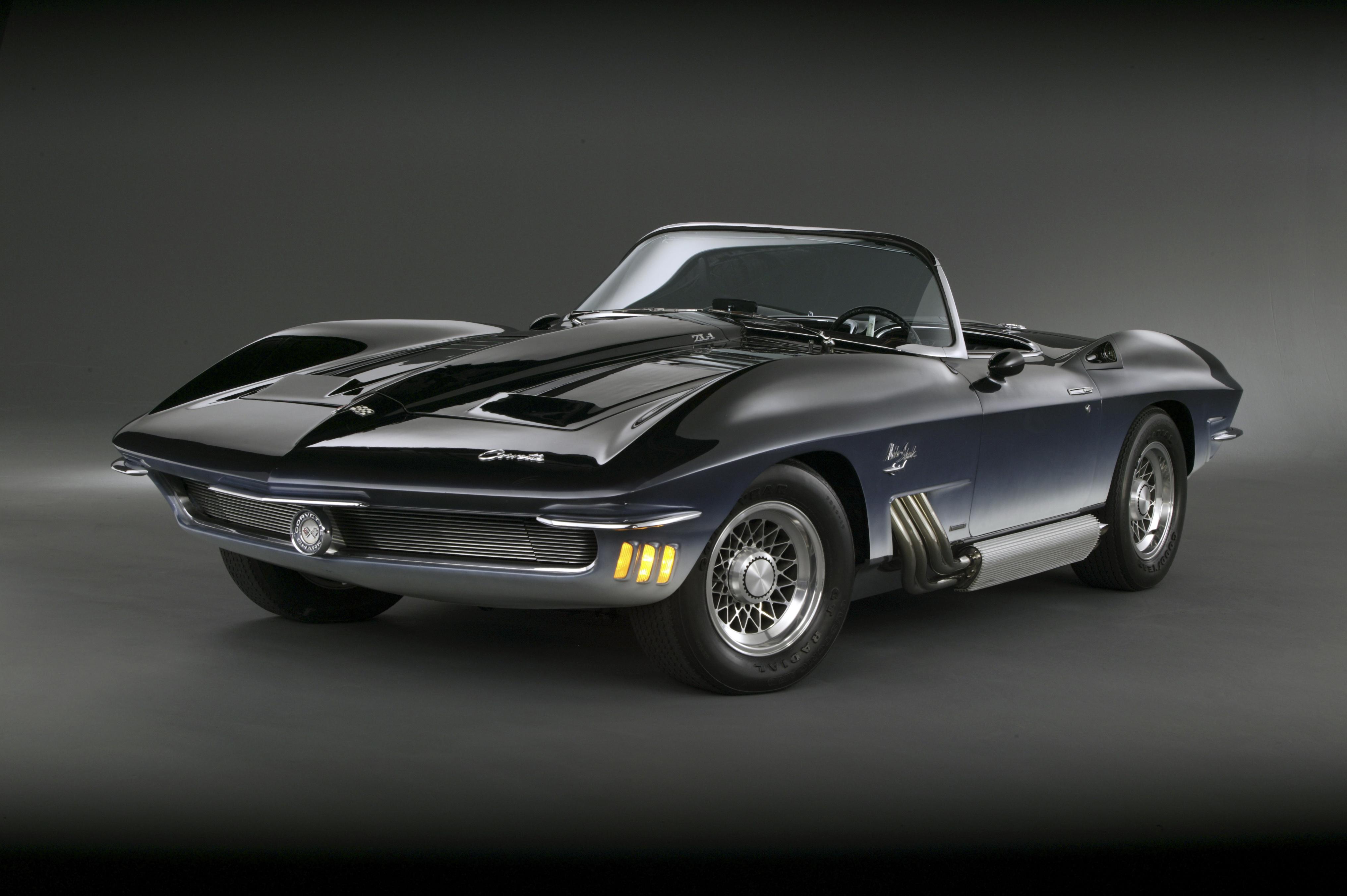 1962 Chevrolet Mako Shark Concepts
