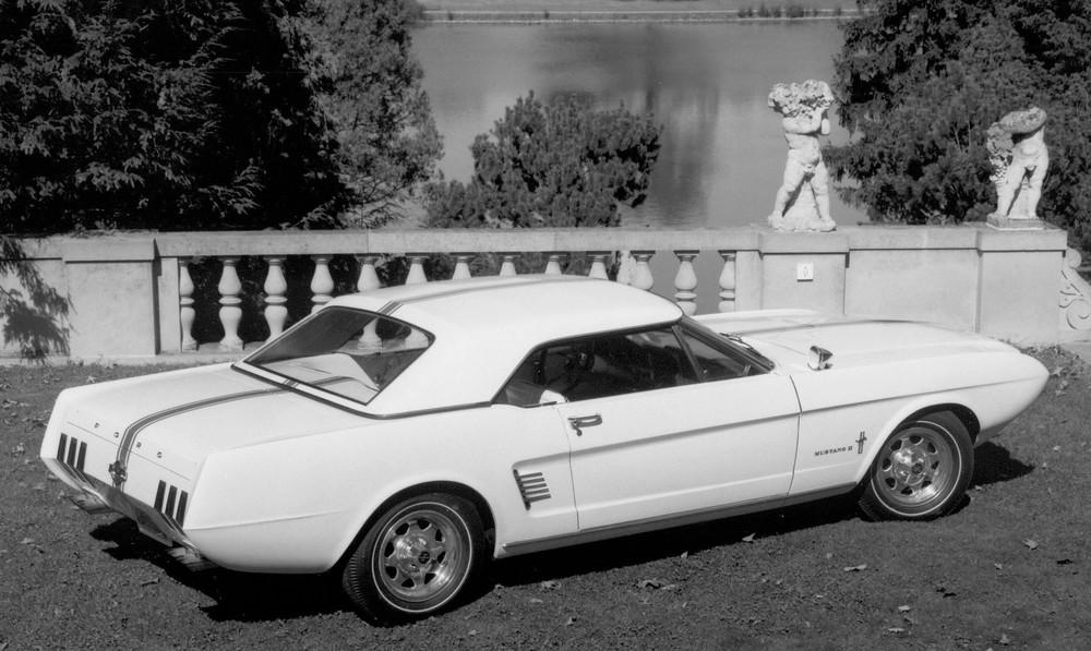 Ford Mustang Ii Prototype 1963