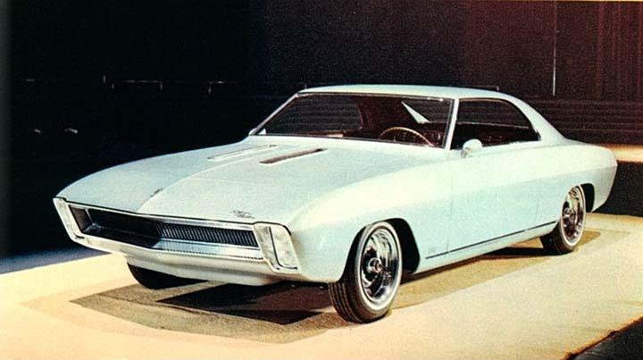 1964 Chevrolet Chevy II Super Nova - Concepts