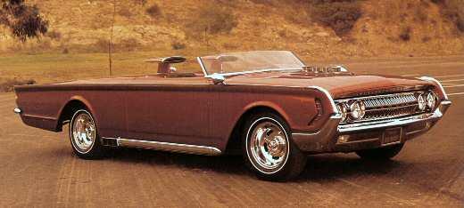 Mad 4 Wheels - 1958 Mercury Montclair Super Marauder coupé - Best ...