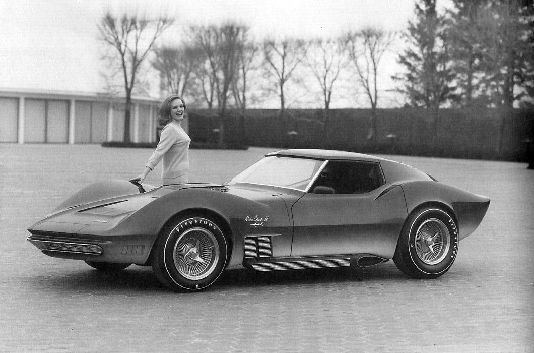 1965 Chevrolet Mako Shark Ii Concepts