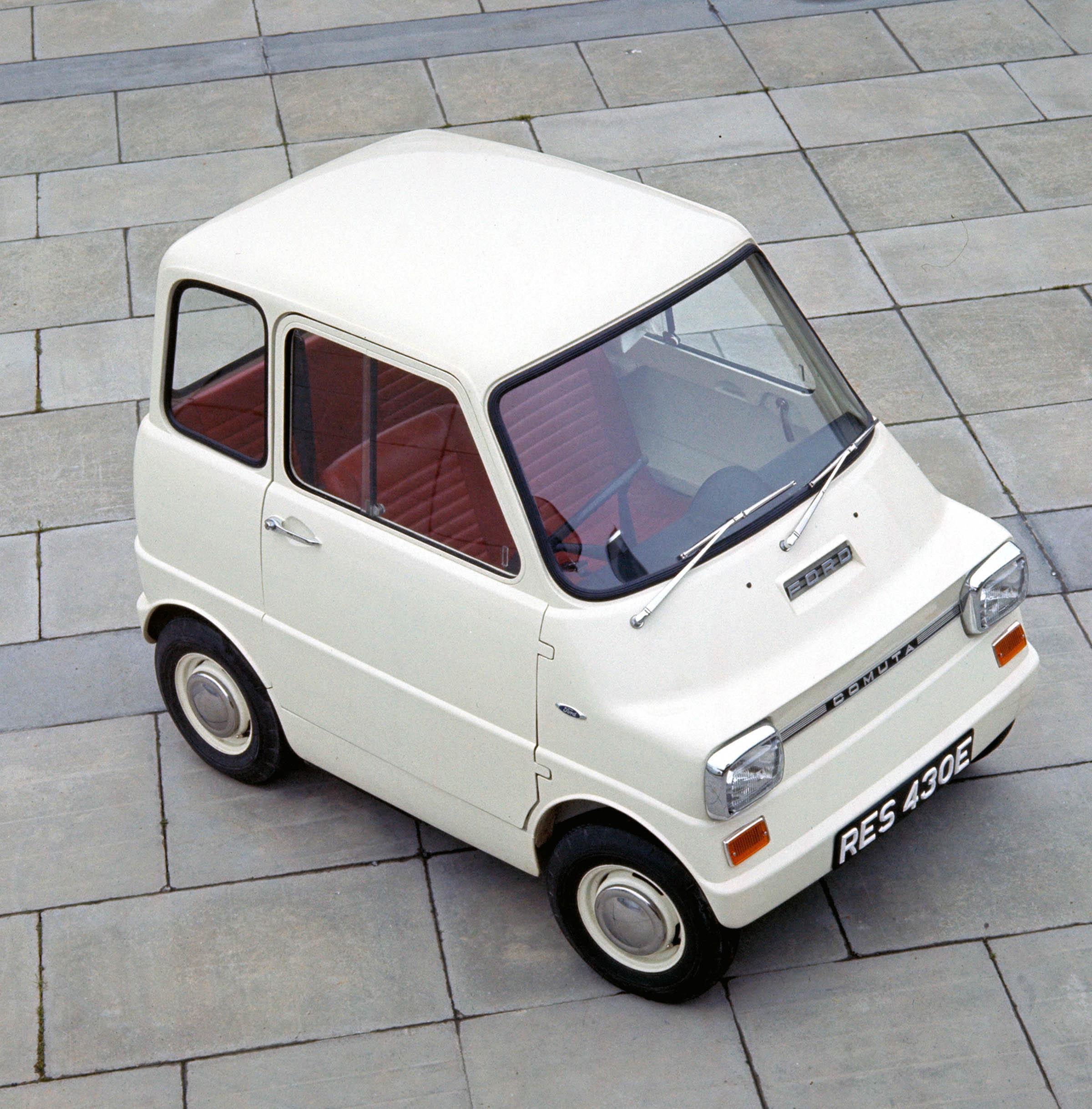 Electric Shopper Car