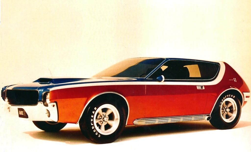1968 American Motors Amx Gt Concepts