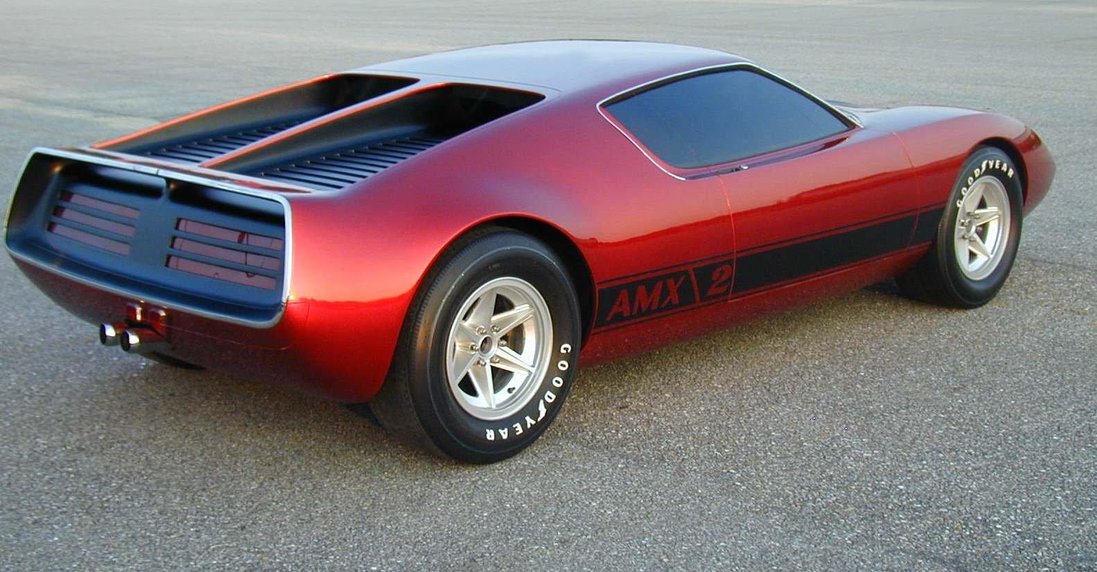 1969 American Motors Amx 2 Concepts