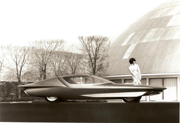 1969 Buick Century Cruiser Concepts