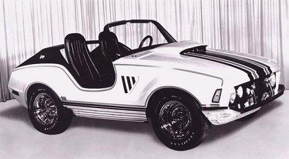 JeeP-история продолжается! Часть 2 - концепты. 1969_Jeep_XJ001_Concept_01
