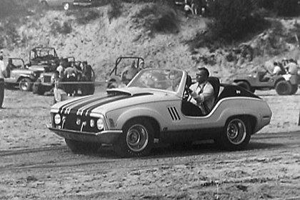 JeeP-история продолжается! Часть 2 - концепты. 1969_Jeep_XJ001_Concept_04