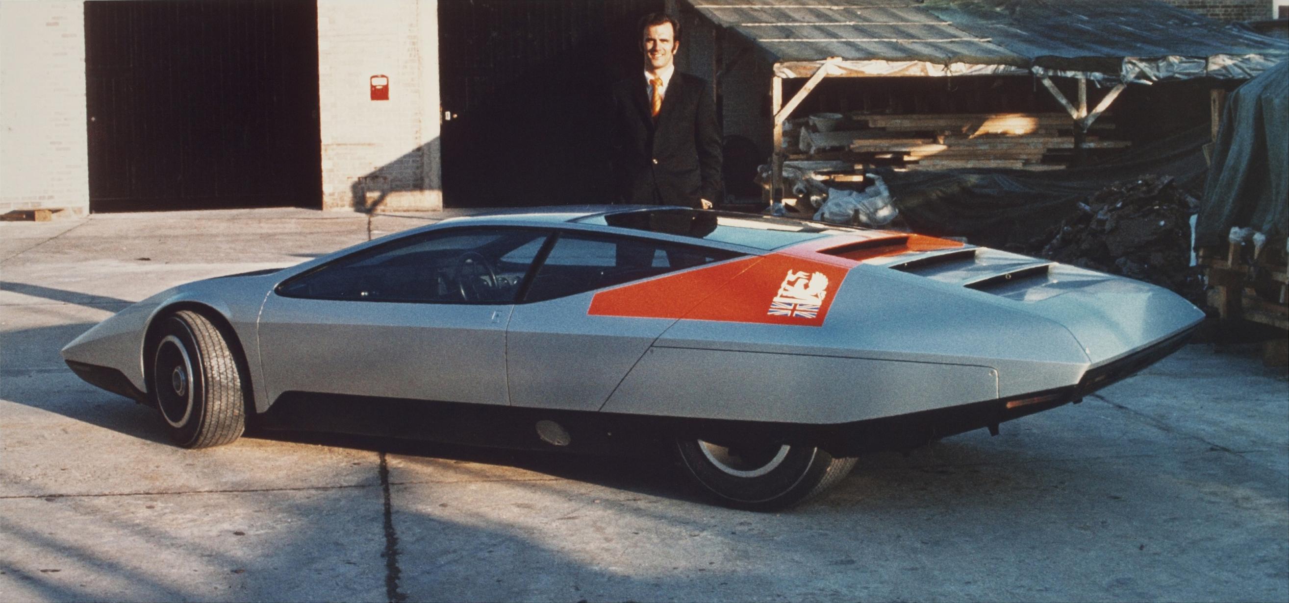 1970 Vauxhall Srv Concepts