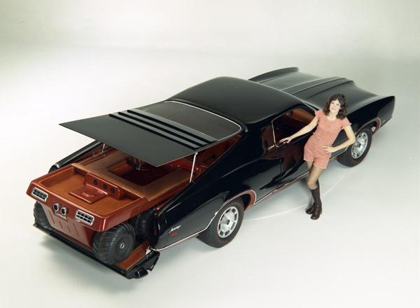 1971 mercury montego sportshauler concepts