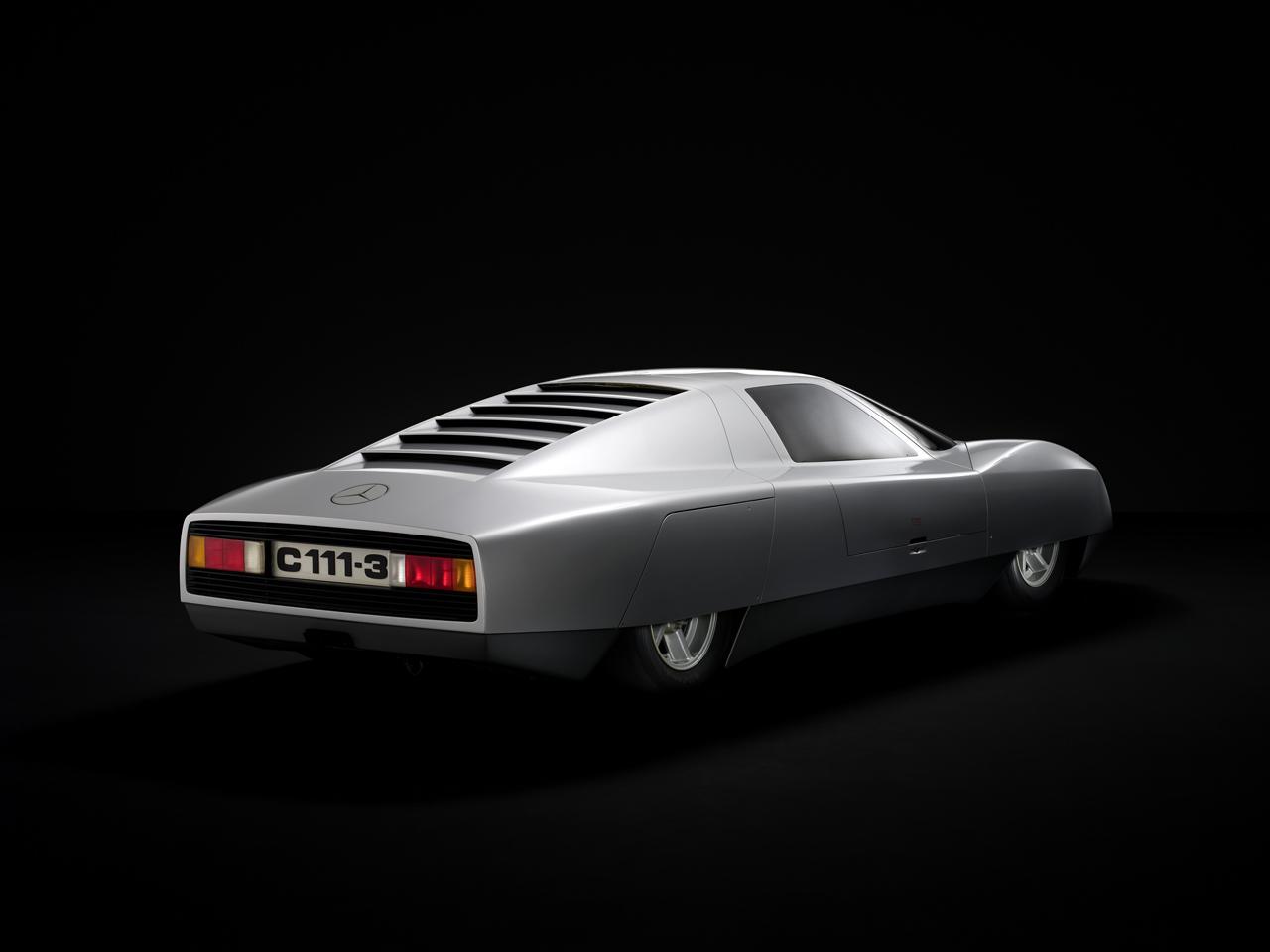 1978 Mercedes-Benz C111-III - Concepts