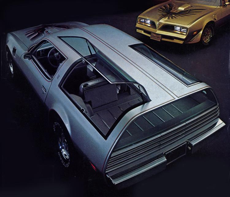 1977 Pontiac Kammback (Type K) - Concepts