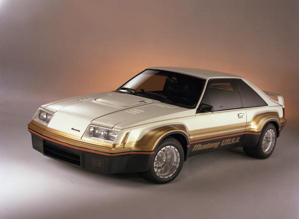1979 Ford Mustang Imsa Concepts