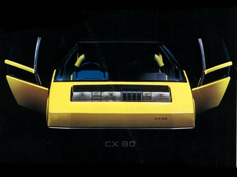 1979 Toyota Cx 80 Concepts